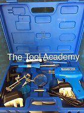 SALE! Electrical Soldering Kit Set 30W Iron & 100W Gun Solder Stand Tool & Case