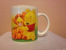 "Pranzoo Winnie The Pooh Tigger Mug Cup ""Tu amistad me llena de alegria"" Spanish"