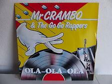 MR CRAMBO & THE GO GO RAPPERS Ola ola ola 102298