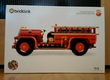 LEGO Antique Fire Engine Limited Edition New & Sealed