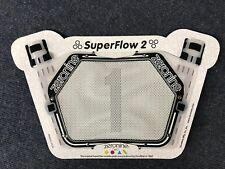 ZeroNine 2019 SuperFlow2 numberplateBlack & White full set of Superflow numbers