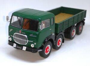 # 1/43 FIAT 690 4 ASSI BATTAGLINO (CASSONE VERDE) CAMION TRUCK LORRY 3D BATTAX #