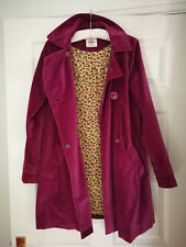 Mini Boden Girls Velvet Coat Age 13 to 14 years