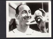 Warren Spahn Vintage 8x10 B/W Photo Milwaukee Braves