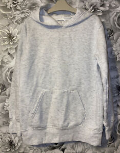 Girls Age 10-11 Years - Hooded Sweater Top