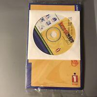 VTG 1998 Iomega Iomegaware Version 1.0 Software CD-ROM Disc Booklet Sealed