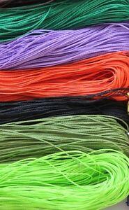 PolyRope Line Tie String Twisted Stranded Cord  Thread Yarn Polypropylene PP 1mm