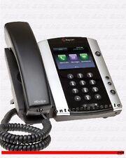 Polycom VVX 500 IP Gigabit Phone 2200-44500-025 VVX500 POE