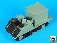 Black Dog 1/35 Australian M113AS4 ALV Conversion Big Set w/10ft Container T35207
