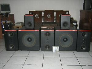 Boston Acoustics THX Souround Boxen, Rear Speaker 575X Lautsprecher