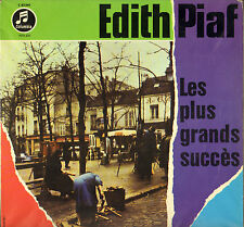 "EDITH PIAF ""PLUS GRAND SUCCES"" 60'S LP COLUMBIA C 83340"