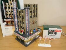 Dept 56 CIC - Radio City Music Hall & The Rockettes - MIB