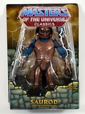 *Damaged Package* Masters of the Universe Classics Saurod Figure Motu