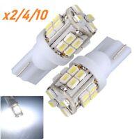 Bombillas T10 LED, 5050 20SMD 5W5, DC12V, posicion, matricula, interior.