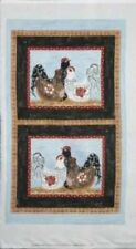 Troy Riverwoods Three French Hens 1750 01 Panel  Cotton Fabric BTY FREE US SHIP