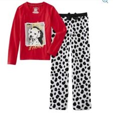 a7fd50875 Joe Boxer Girls  Long Sleeve Sleeve Pajama Set Sleepwear (Sizes 4 ...