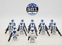 Star Wars 501st Armored Squad Captain Rex Dogma Set 12 Minifigures Lot USA SELL
