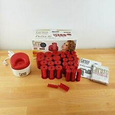 Caruso Steam Setter Hot Curlers Professional Pro Set 30 C97954 Hot Rollers