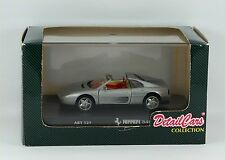 Detail Cars Ferrari 348 TS in silver/grey ART.121. Excellent & Boxed. 1/43