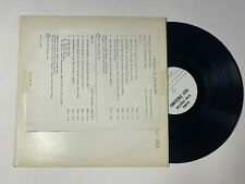 DAVID CROSBY, GRAHAM NASH Wind On The Water LP ABCD-902 '75 VG+ TEST PRESS! 14C