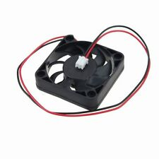 2 Pin CPU 4cm Cooler Desktop Silent Cooling Computer Fan DC 12V