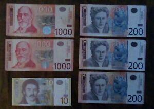 Serbia 2,610 Dinara