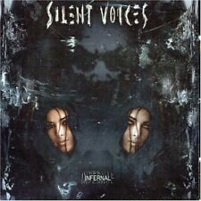 Silent Voices - Infernal Digi-CD Progressive/Power Metal from Finland ffo Edguy