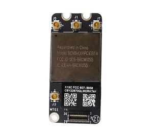 Wlan Wifi Bluetooth 4.0 Apple Macbook Pro A1278 BCM94331PCIEBT4CAX 607-8958