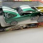 Fast And Furious Tokyo Drift NOS 160556 Nikko RC Car '67 Ford Mustang 1/16 Scale