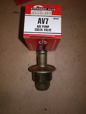 70s 80s CHEVROLET GMC PONTIAC PLYMOUTH OLDSMOBILE AIR CLEANER CHECK VALVE