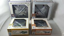 Postage Stamp Planes Lot Diecast Historical Planes 1/100 Scale Model Power