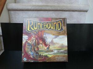 Brand New Runebound Adventure board 3rd edition core 2015 Fantasy Flight Games