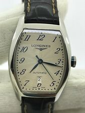 LONGINES  EVIDENZA AUTOMATIC L2.142.4 LADY 26x36mm SWISS MADE EXELLENT CONDIT