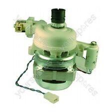 Genuine Indesit Dishwasher Motor/Pump with Half Load Solenoid