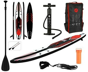 PURE SUP - Inflatable Stand Up Paddle Board - Complete Set - WAS £599 NOW £399!