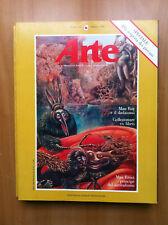 ARTE n° 204 Febbraio 1990 Cover: Max Ernst - E14324