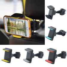 CW_ Universal Car Back Seat Headrest Phone Mount Holder Stand for iPhone X  Reli