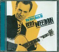 Bert Weedon - The Very Best Of Cd Perfetto