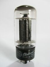 One 1957 GE 6L6GB (5881,6L6G,6L6GA) tube - Hickok TV-7B tested @ 42, min:25