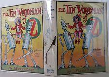FRANK L. BAUM The Tin Woodman of Oz EARLY PRINTING