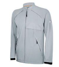 BNWT Adidas storm golf jacket grey climaproof shell rrp£99 wind rain proof S XL