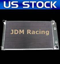 JDN Racing 3 ROWS FIT Buick/GMC Truck 3 CORES ALUMINUM RADIATOR