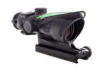 Trijicon TA31-D-100290 ACOG 4x32 Scope, Dual-Illuminated Green Chevron M193