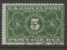 1925-29 USA - SPECIAL HANDLING 5c GREEN - FINE USED - NO GUM - LOW START PRICE