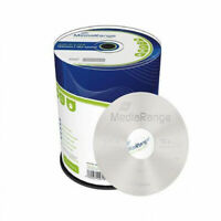 DVD-R MEDIARANGE 4.7GB 16X CAMPANA 100PZ MR442