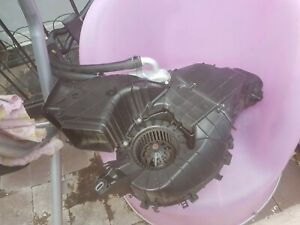 Vw transporter T5 Rear Heater blower Hvac Unit 7H0819 004C  delphi