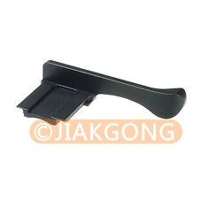 DSLRKIT Thumb Up Grip Black for Fujifilm X-E1 X-M1 X-A1 X-E2 X-Pro1