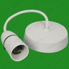 Lámparas de interior Blanco de plástico