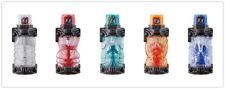 Kamen Rider Build GP Full Bottle Set of 5 Taka Shoujiki Harinezumi Rabit Tank