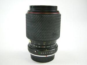 Tokina 70-210 f4-5.6 SD Pk Mt. lens